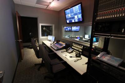 Audo Control Room