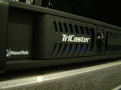 Tricaster 450