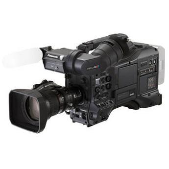 Panasonic HPX300 & 370