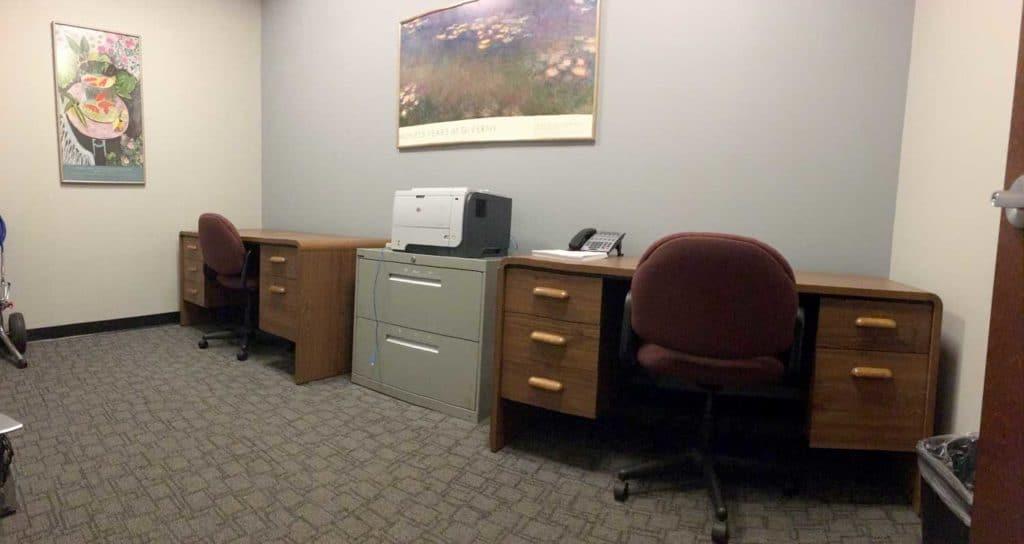Photo of MediaMix Production office