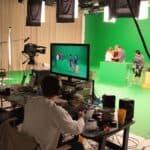 green screen studio - Green screen shoot