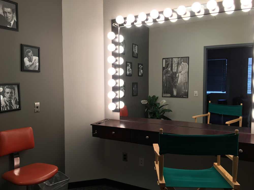 Photo of Make-up Room at MediaMix Studios
